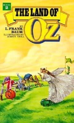 Land of Oz als Taschenbuch