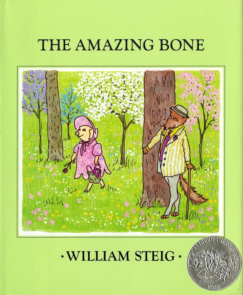 The Amazing Bone als Buch