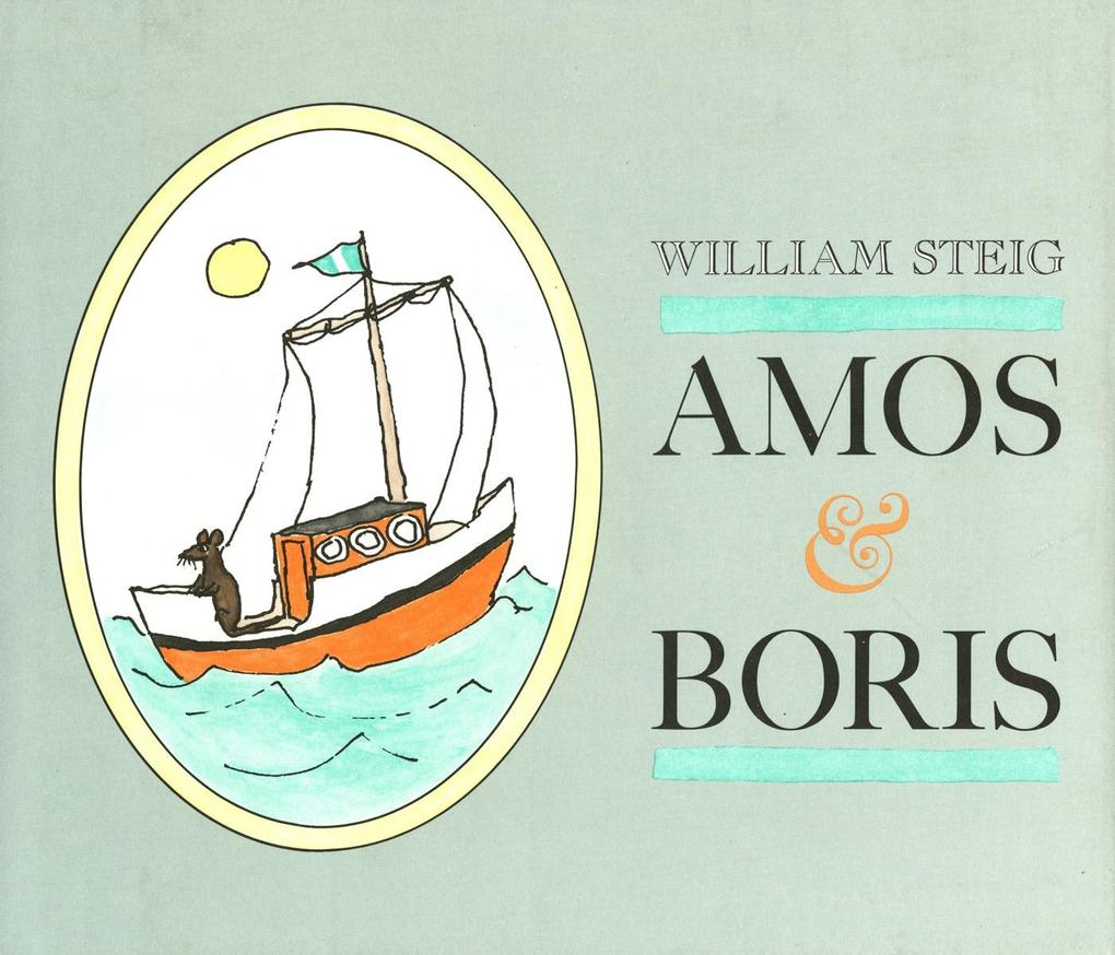 Amos & Boris als Buch