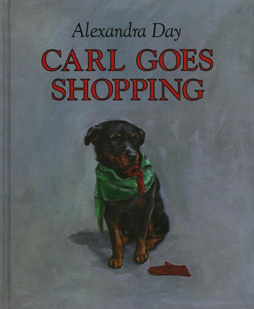 Carl Goes Shopping als Buch