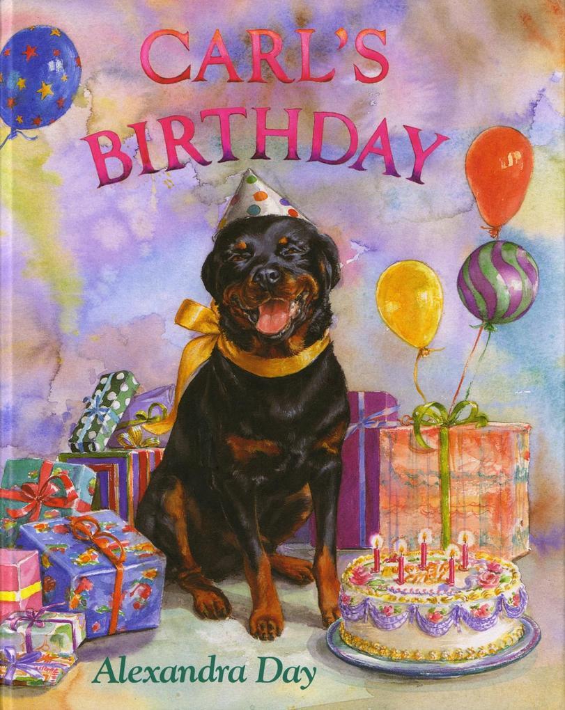 Carl's Birthday als Buch