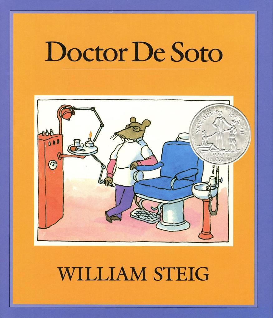 Doctor de Soto als Buch