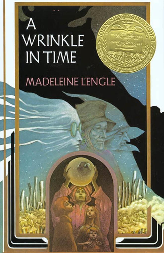 A Wrinkle in Time als Buch (gebunden)