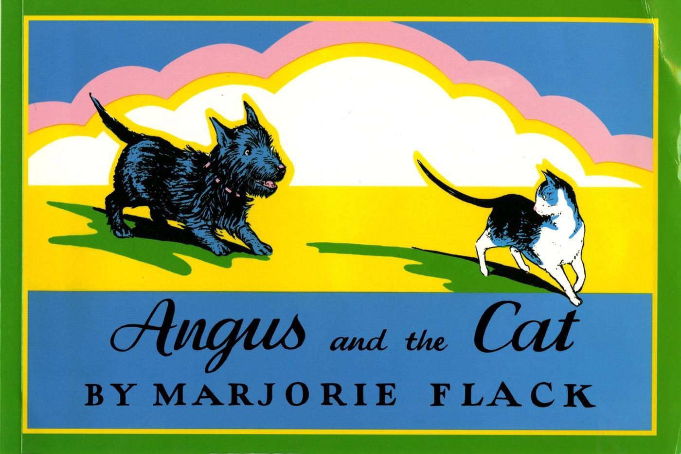 Angus and the Cat als Taschenbuch