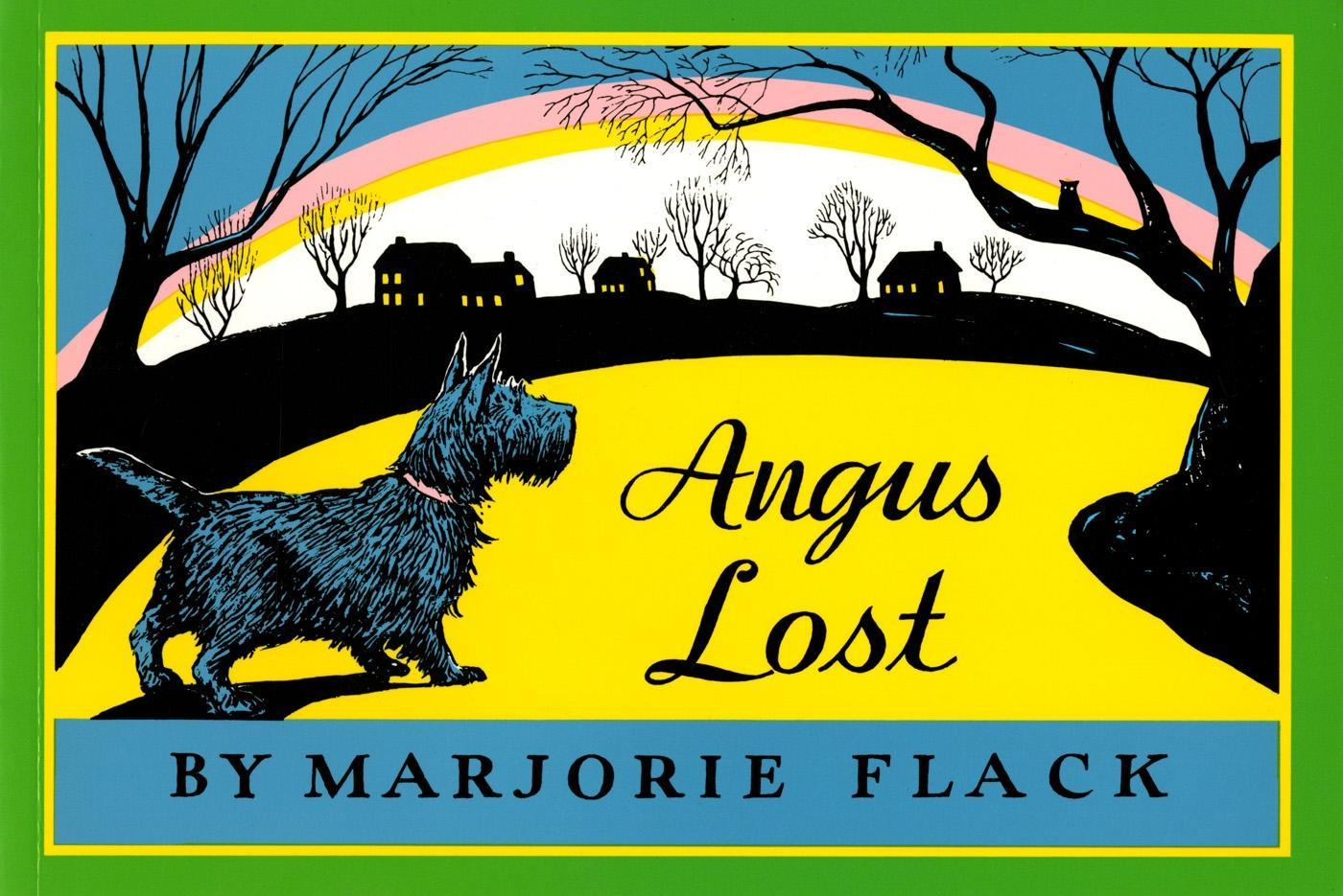 Angus Lost als Taschenbuch
