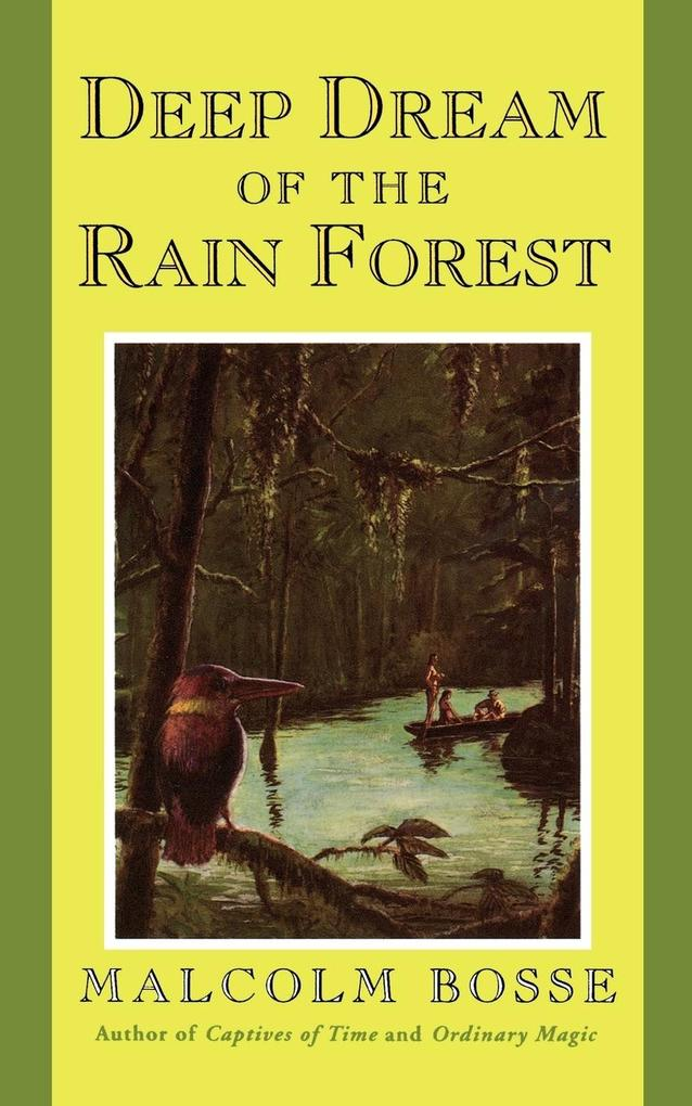 Deep Dream of the Rain Forest als Taschenbuch