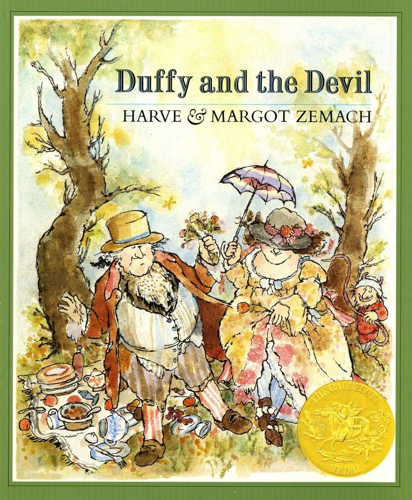 Duffy and the Devil: A Cornish Tale als Taschenbuch