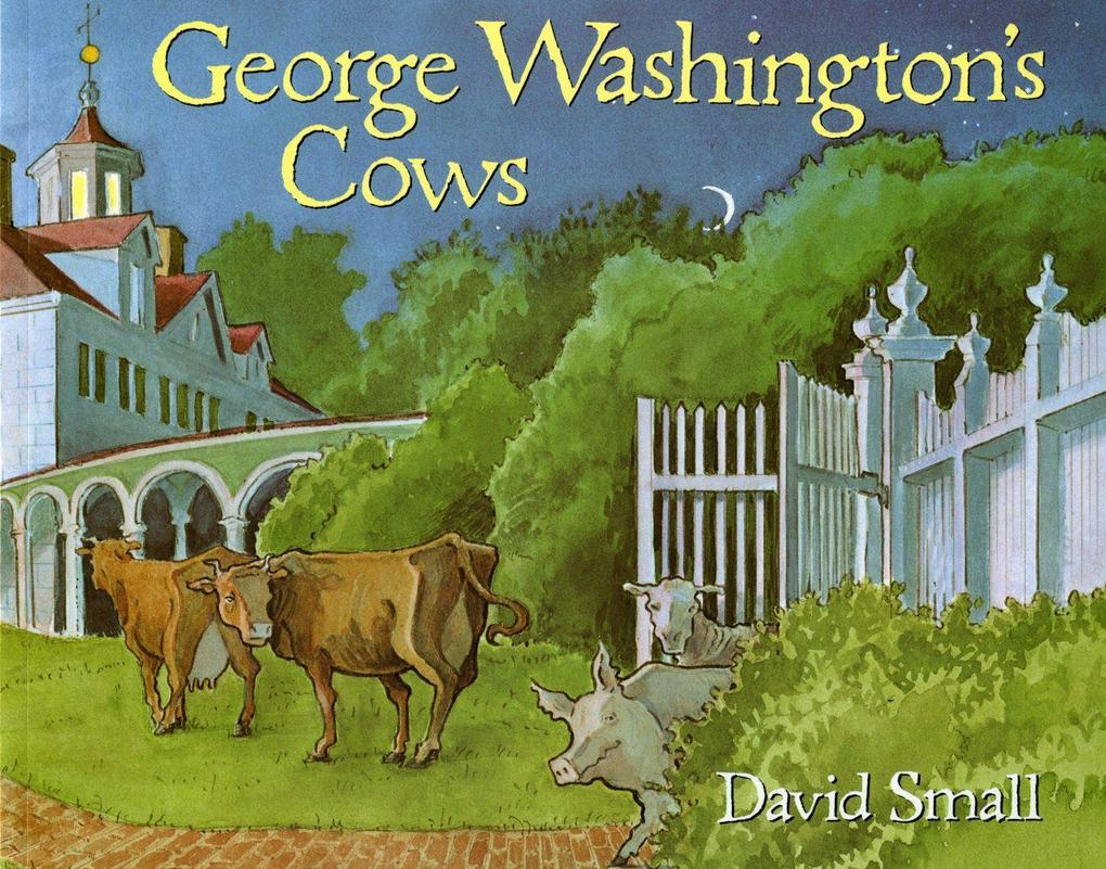 George Washington's Cows als Taschenbuch