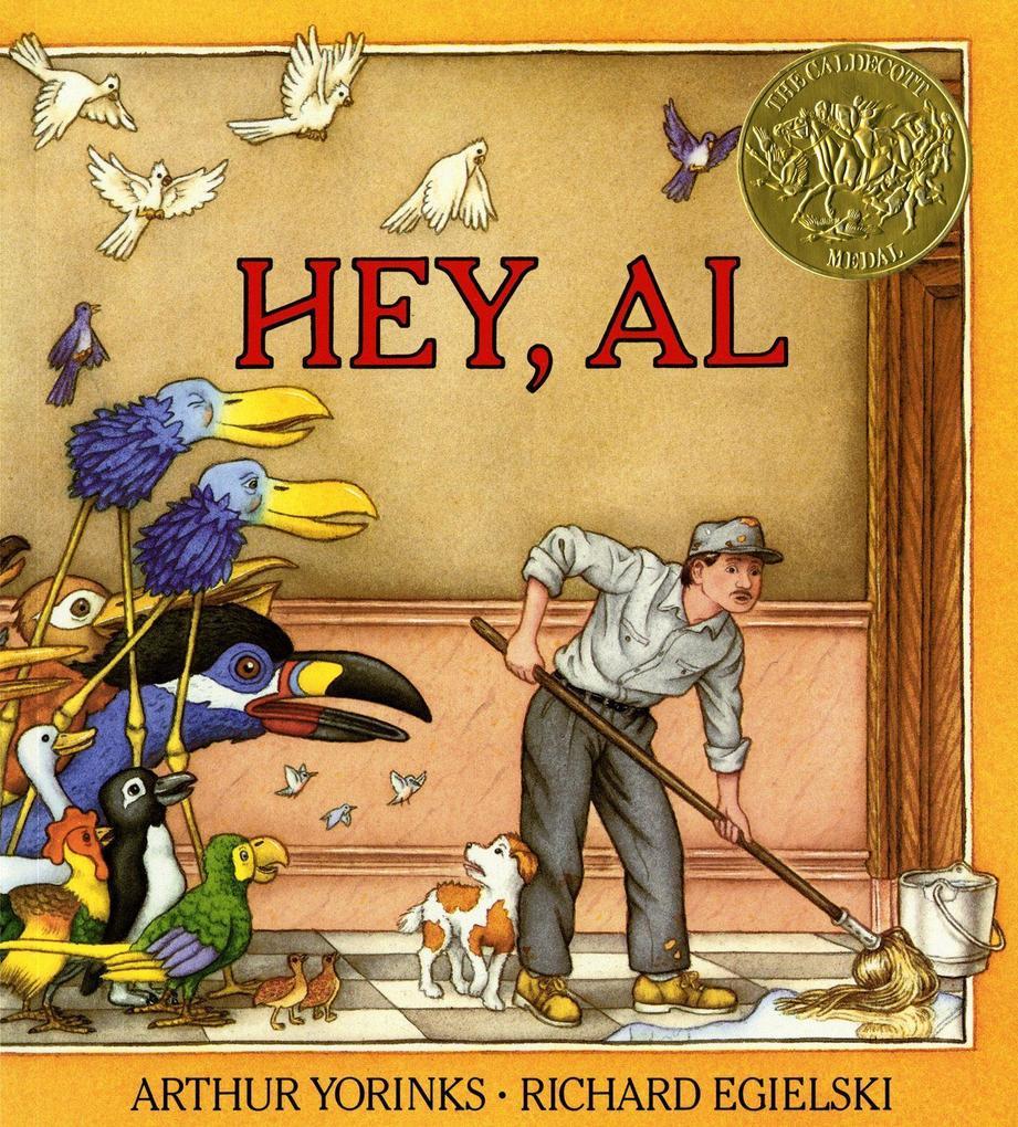 Hey, Al als Taschenbuch