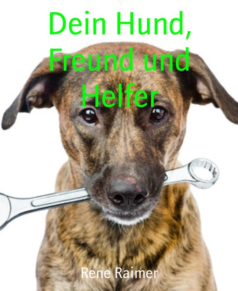 Dein Hund, Freund und Helfer als eBook Download...