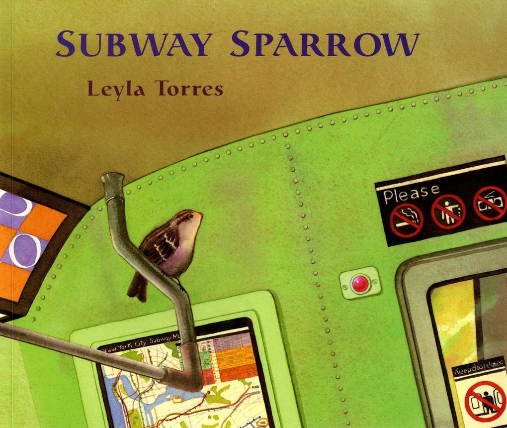 The Subway Sparrow als Taschenbuch