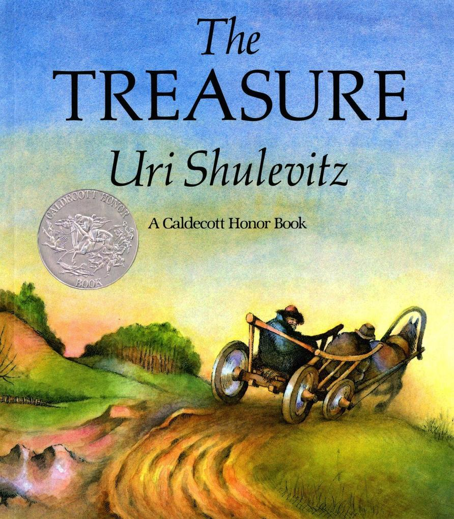 The Treasure als Taschenbuch