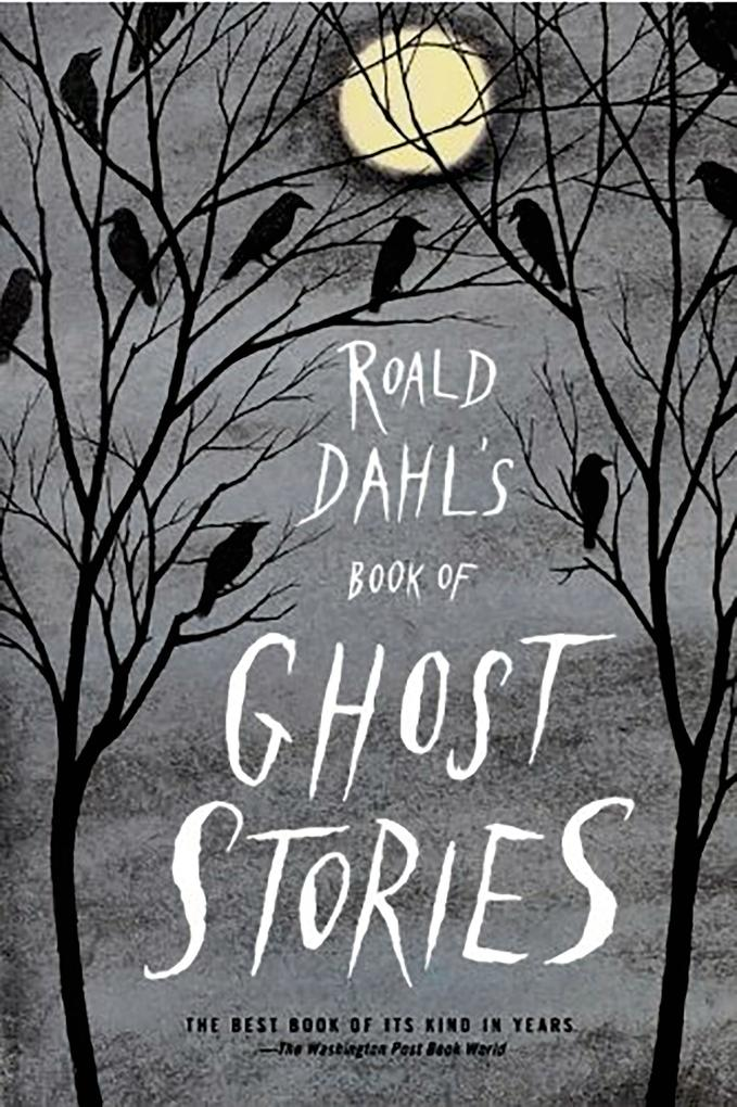 Roald Dahl's Book of Ghost Stories als Taschenbuch