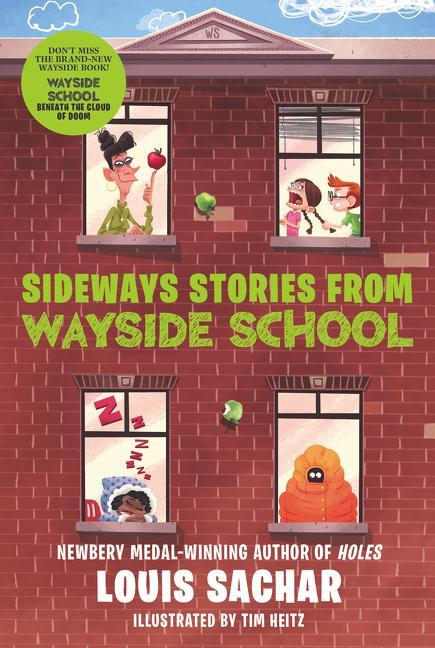 Sideways Stories from Wayside School als Taschenbuch