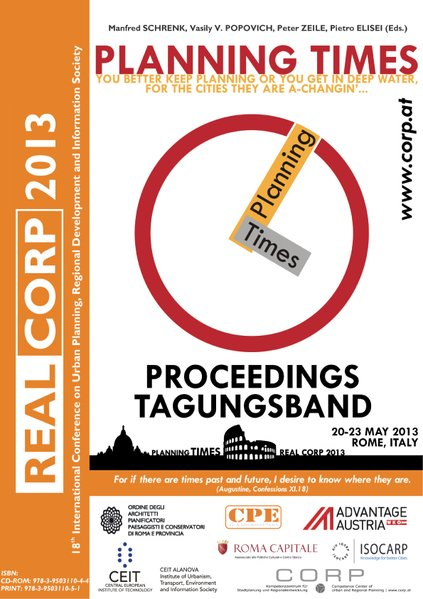 REAL CORP 2013. Planning Times ´ You better kee...