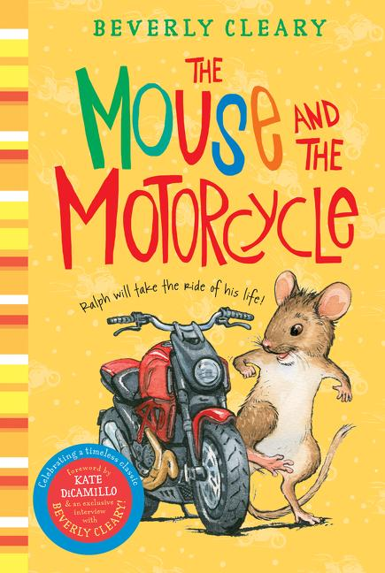 The Mouse and the Motorcycle als Taschenbuch
