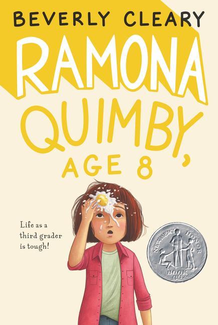 Ramona Quimby, Age 8 als Taschenbuch