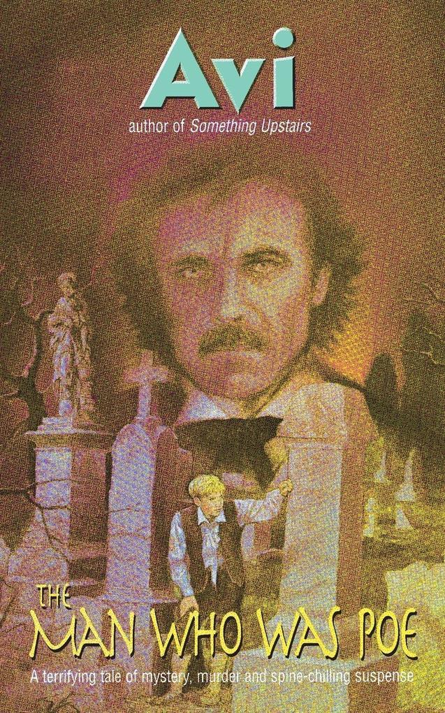 The Man Who Was Poe (Rack) als Taschenbuch
