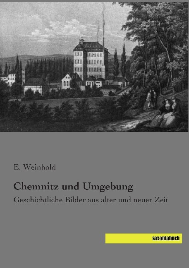 Chemnitz und Umgebung als Buch von E. Weinhold