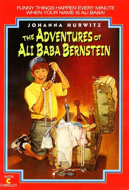 The Adventures of Ali Baba Bernstein als Taschenbuch
