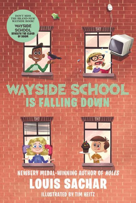 Wayside School Is Falling Down als Taschenbuch