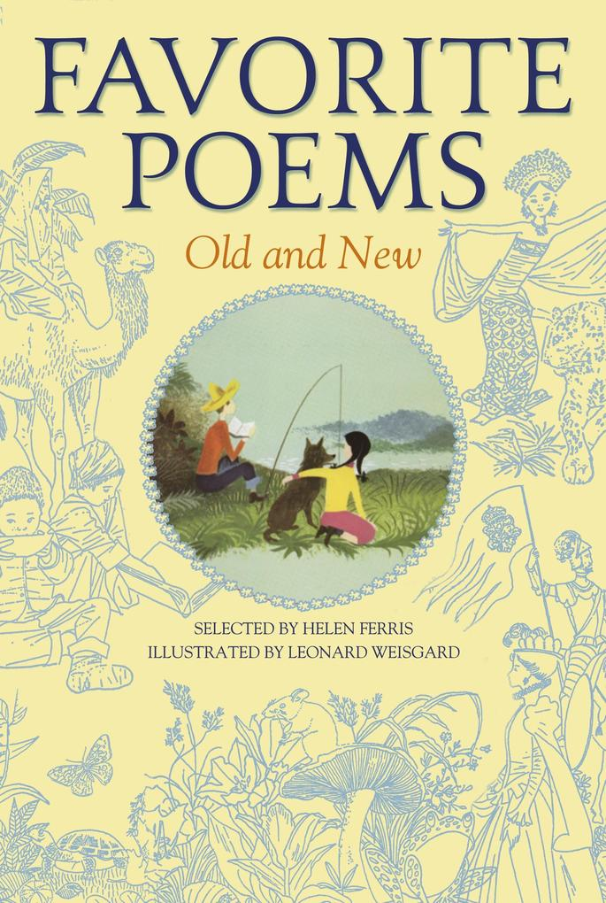 Favorite Poems Old and New als Buch