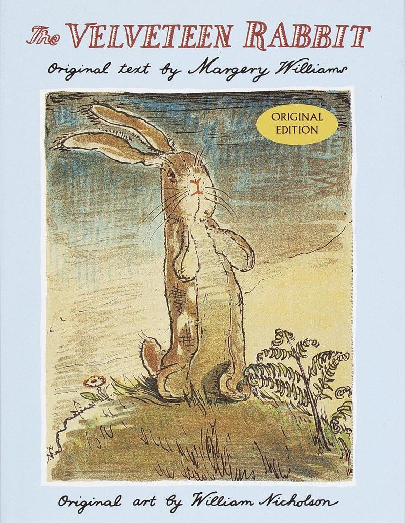 The Velveteen Rabbit als Buch