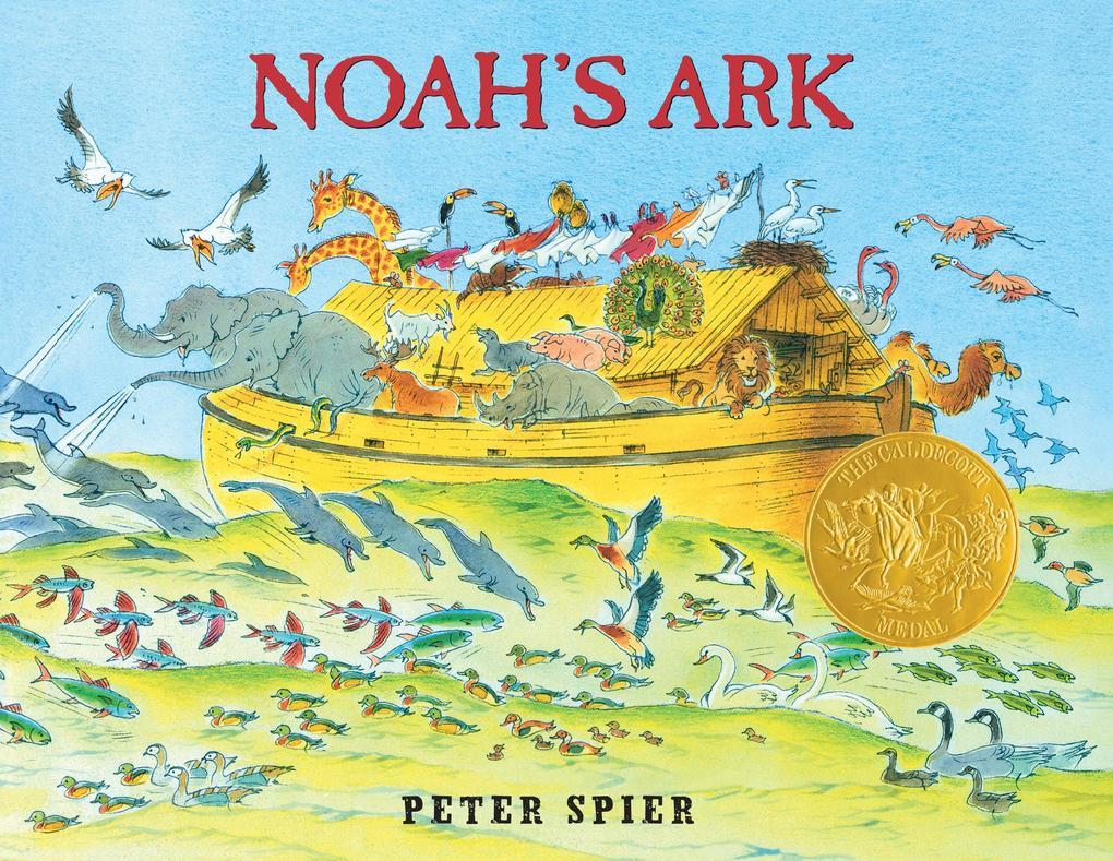 Noah's Ark als Buch