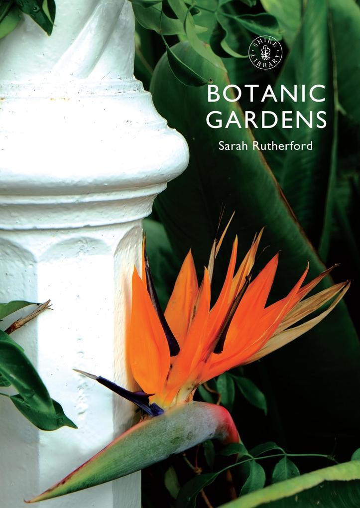 Botanic Gardens als eBook Download von Sarah Ru...
