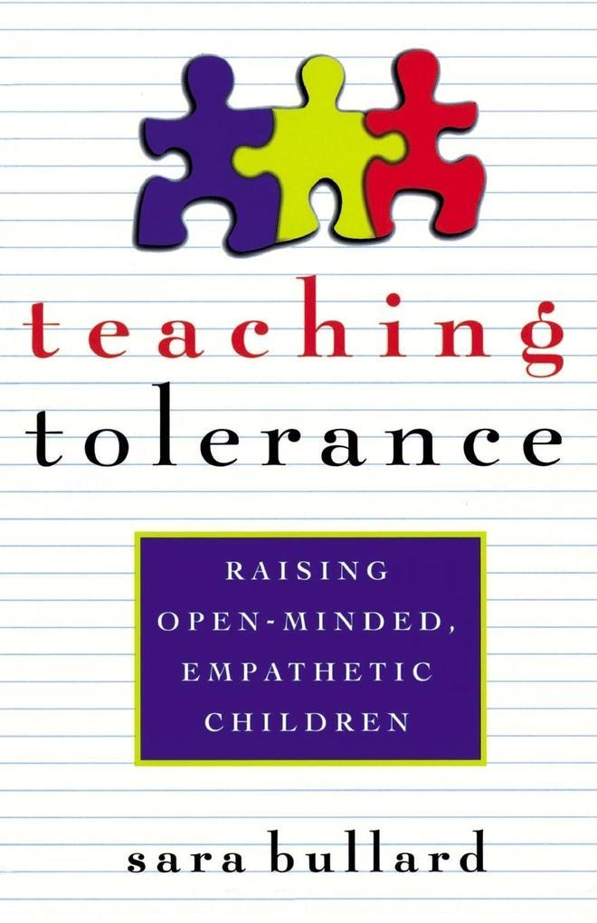 Teaching Tolerance als Taschenbuch