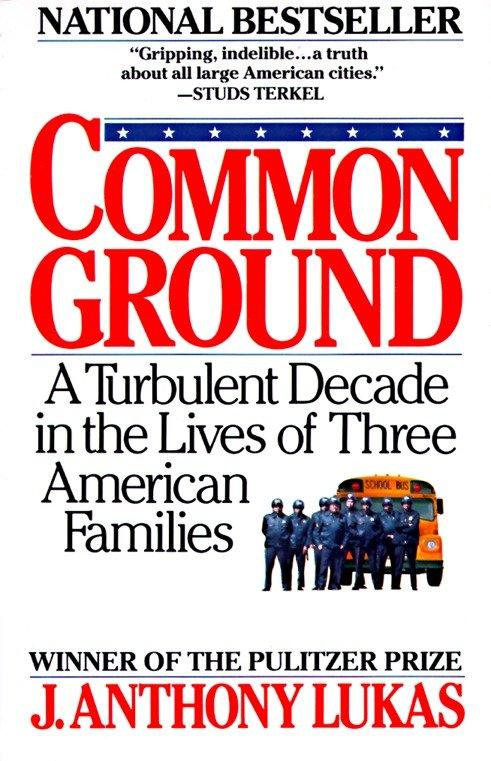 Common Ground: A Turbulent Decade in the Lives of Three American Families als Taschenbuch