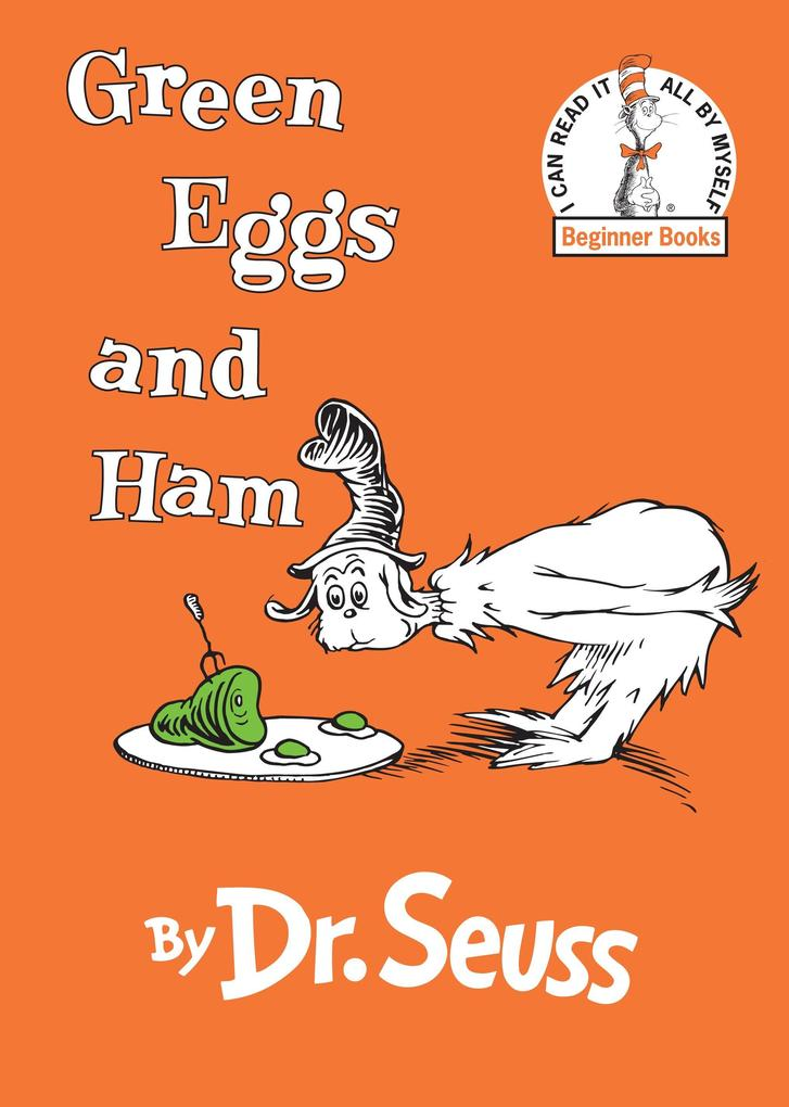 Green Eggs and Ham als Buch