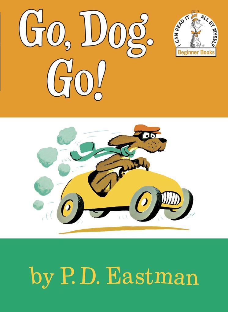 Go, Dog, Go! als Buch