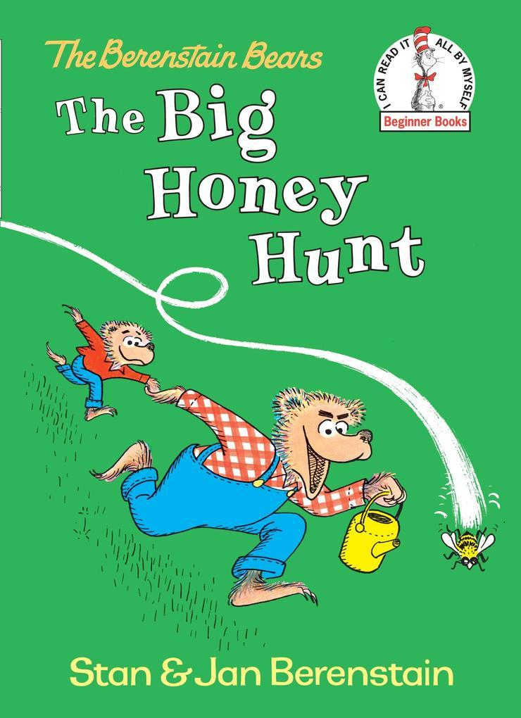 The Big Honey Hunt als Buch