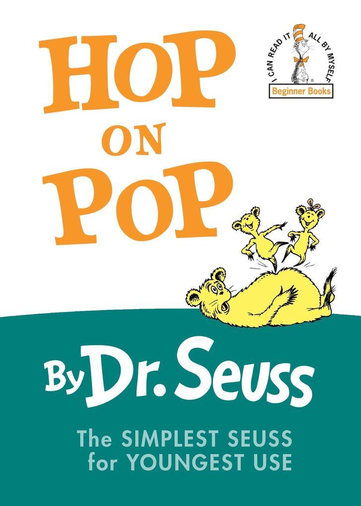 Hop on Pop als Buch