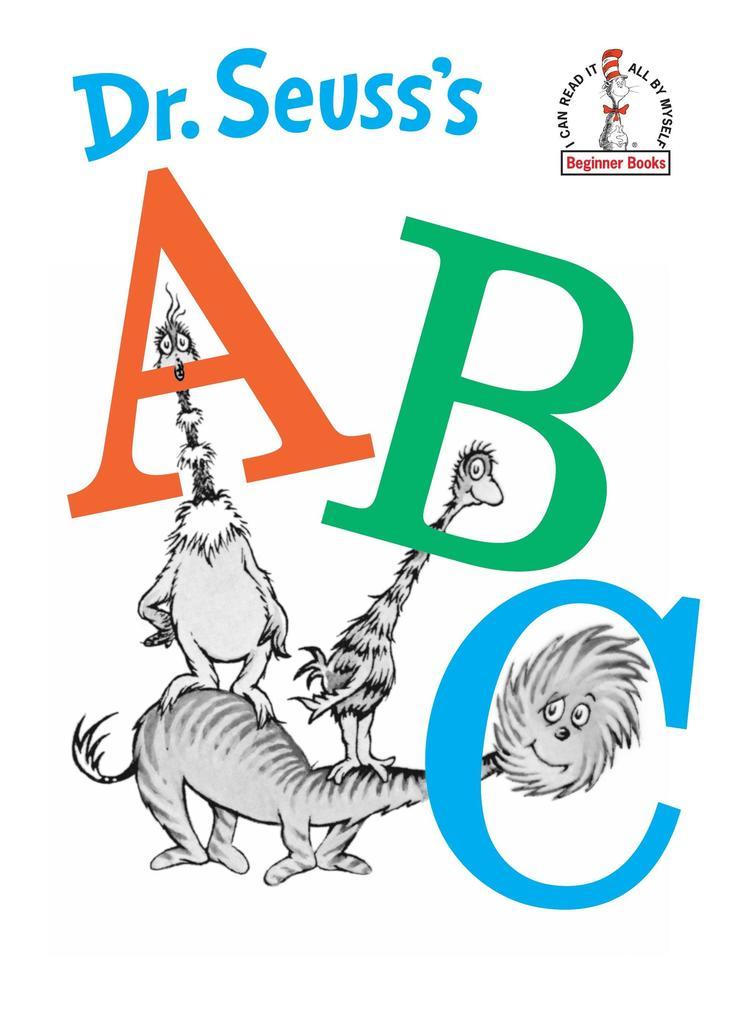 Dr. Seuss's ABC als Buch