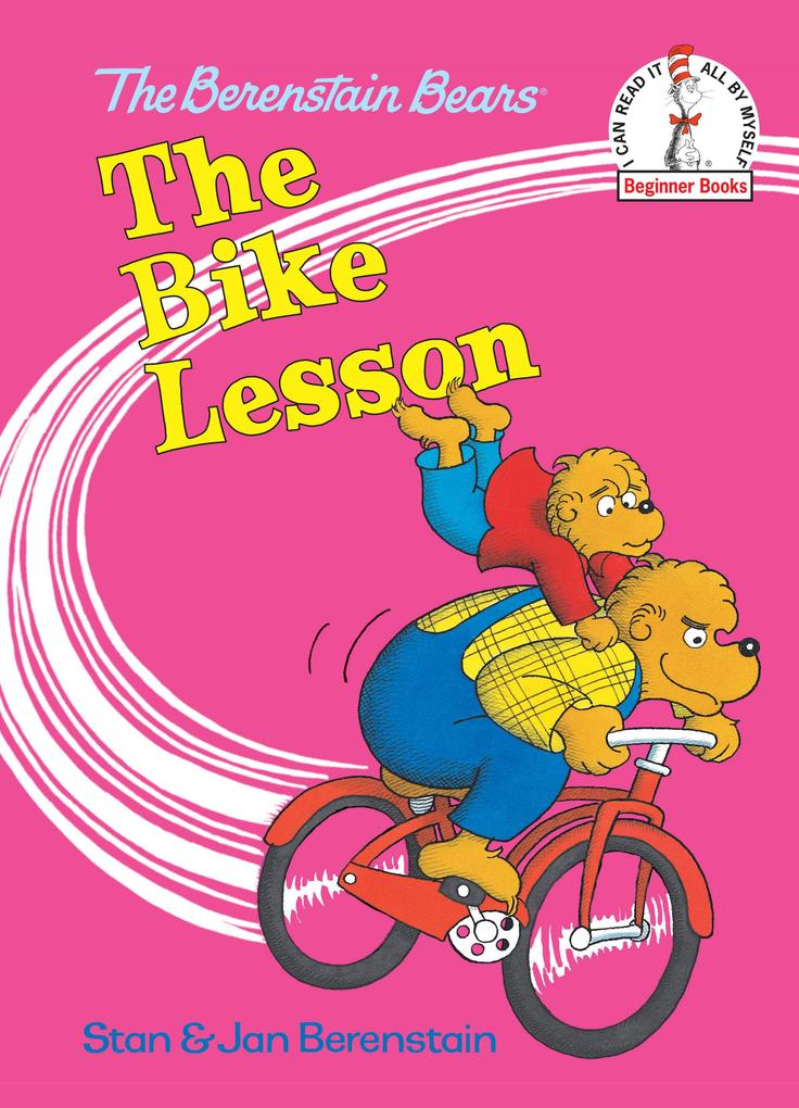 The Bike Lesson als Buch