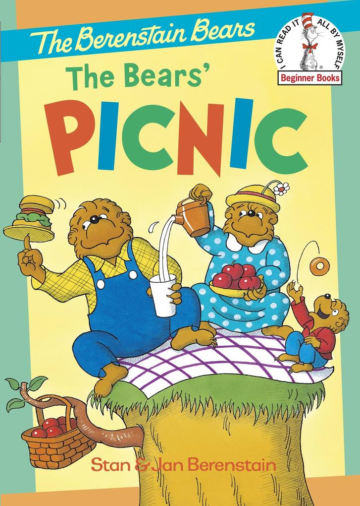 The Bears' Picnic als Buch