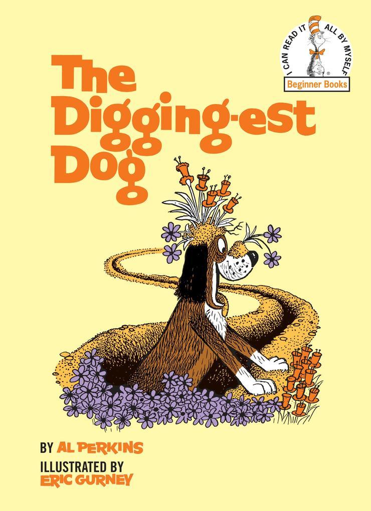 The Digging-Est Dog als Buch
