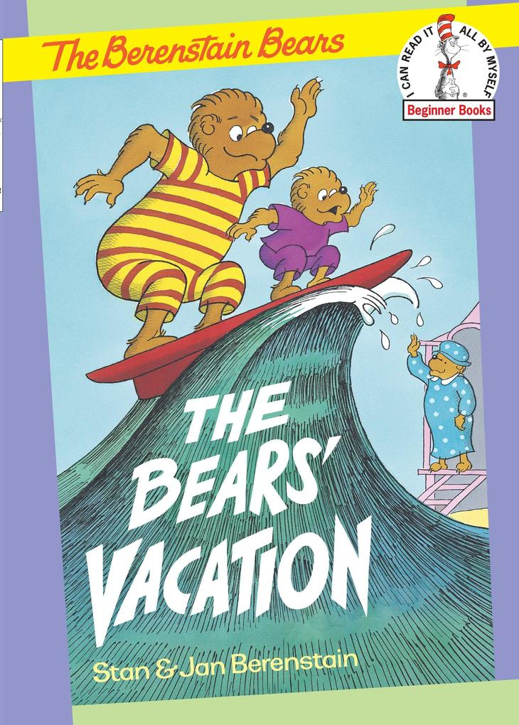 The Bears' Vacation als Buch