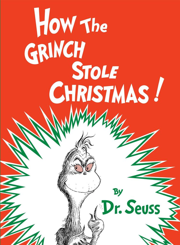 How the Grinch Stole Christmas! als Buch