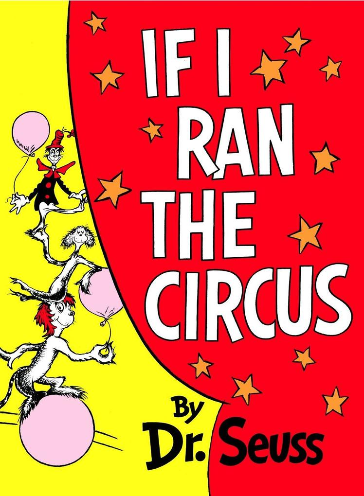 If I Ran the Circus als Buch