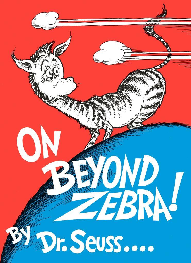 On Beyond Zebra! als Buch