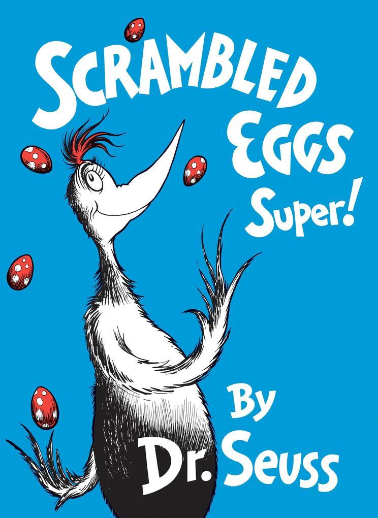 Scrambled Eggs Super! als Buch