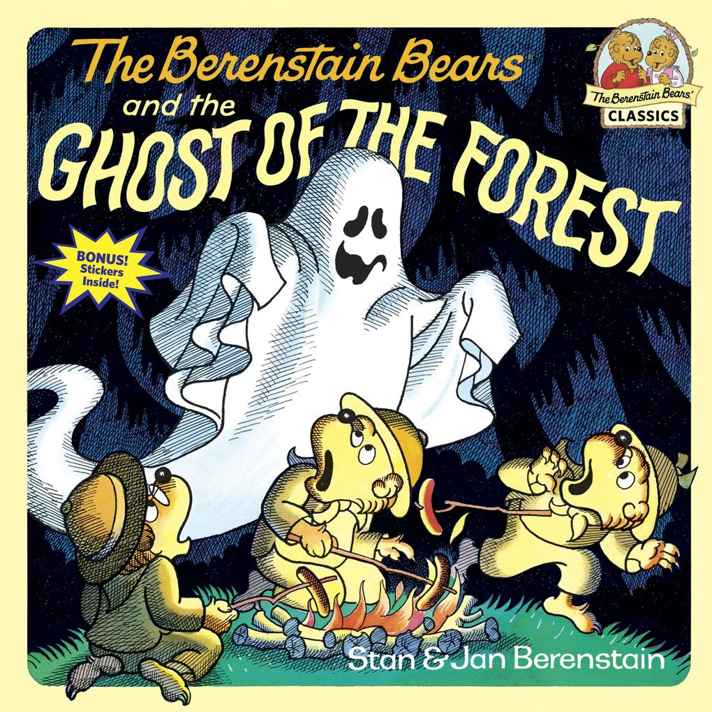 The Berenstain Bears and the Ghost of the Forest als Taschenbuch