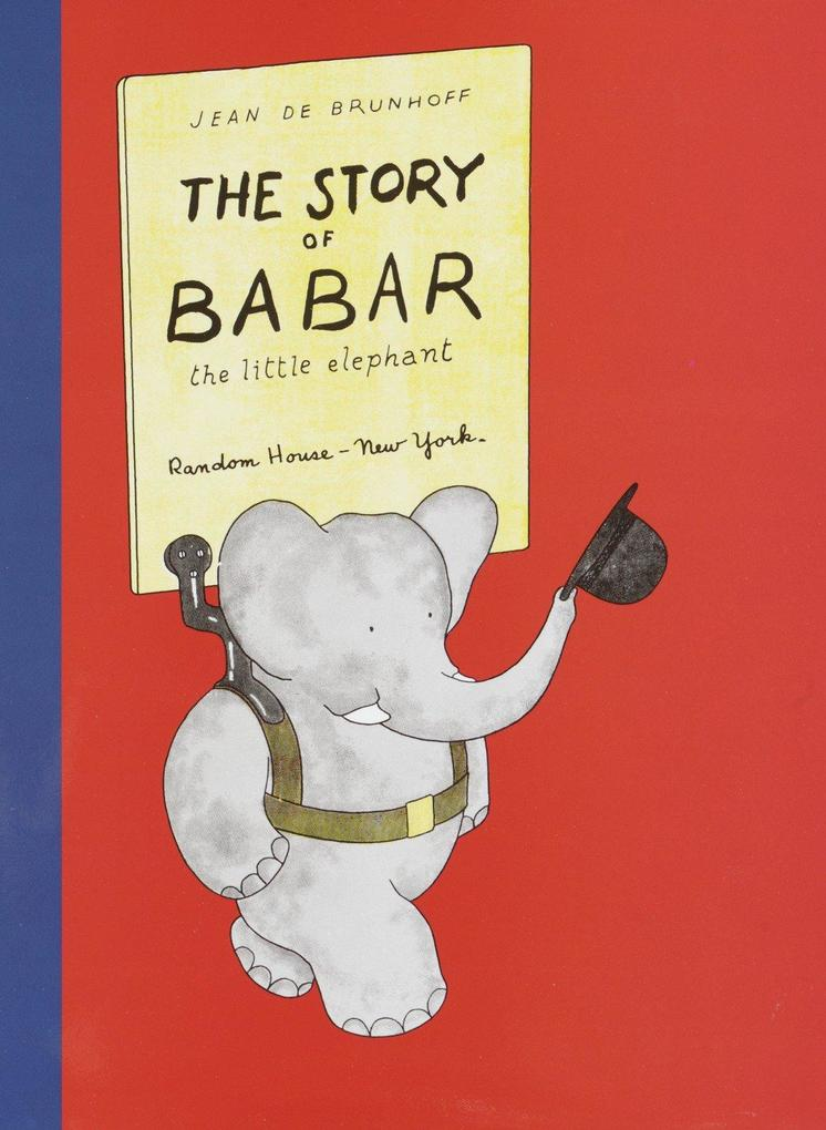 The Story of Babar: The Little Elephant als Buch