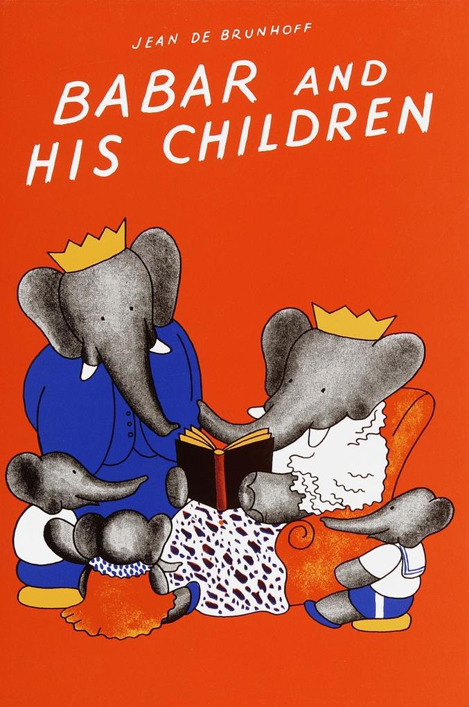 Babar and His Children als Buch