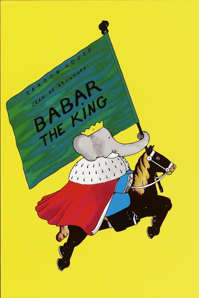 Babar the King als Buch
