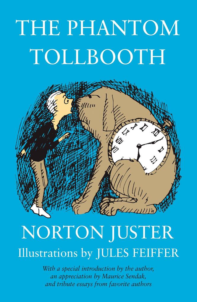 The Phantom Tollbooth als Buch