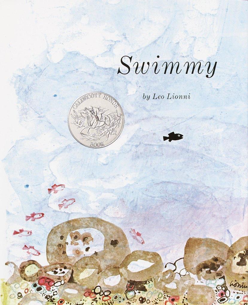 Swimmy als Buch